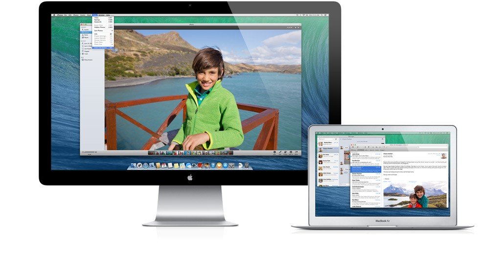 OSX Multi screen