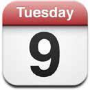 ios6 calendar icon