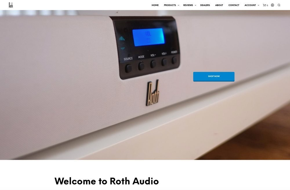 roth audio hme page