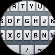 ios typing
